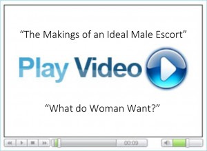 Male Escorts London Presents Steve on the Makings of Ideal London Male Escorts and What Women want from the Exerience