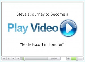 Male Escorts London Presents Steves Journey to Become a London Male Escort