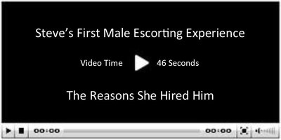 Male Escorts London Presents London Male Escorts Steve on His First Experience